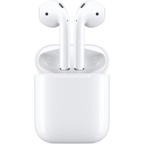 Apple AirPods 2 con Charging Case Bianco